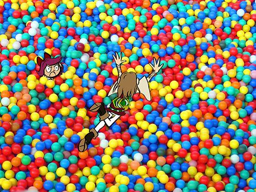 Ball pit!!