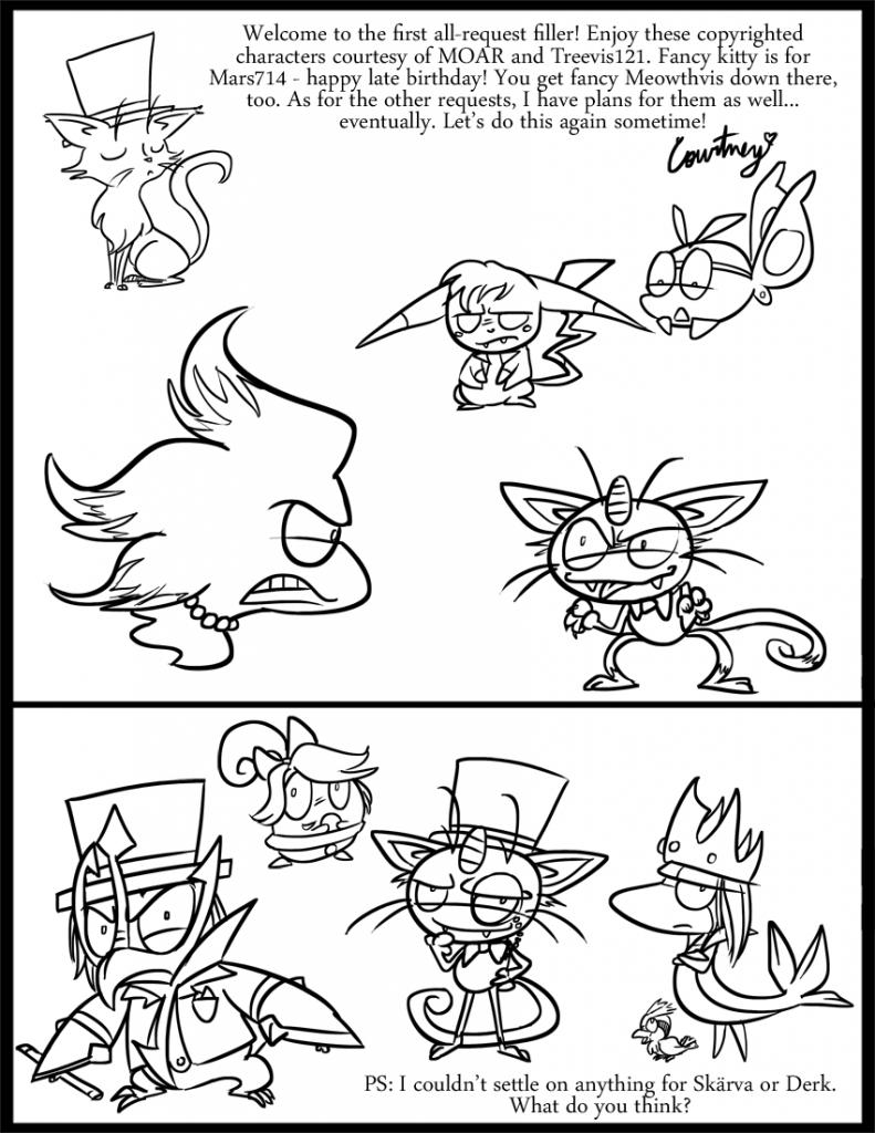 Doodle Requests