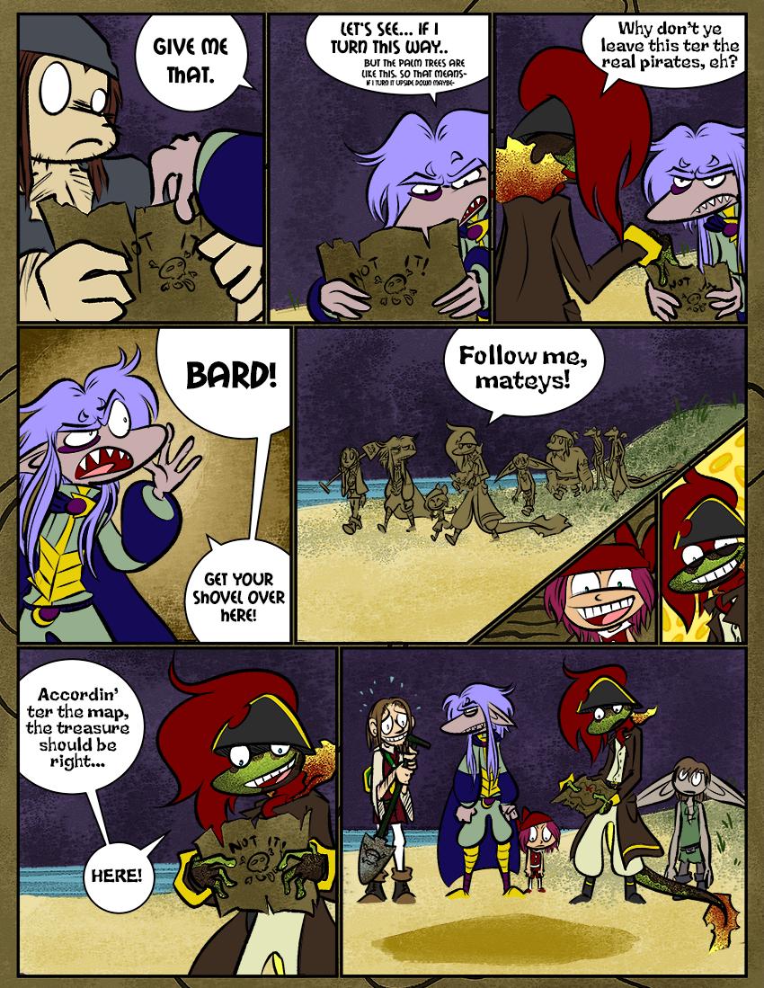 You Shovelly Bard!