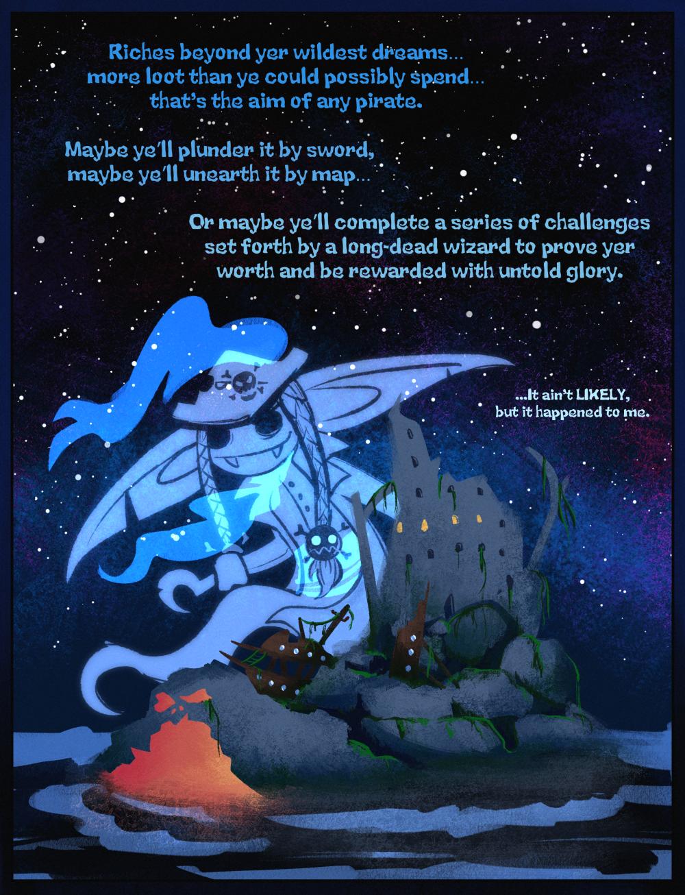 Pirate Prologue