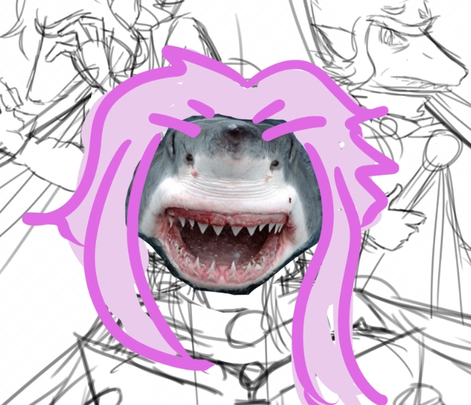 Sharkmen made easy