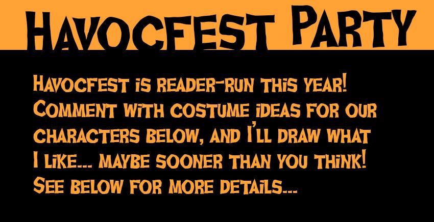 Havocfest Party 2015