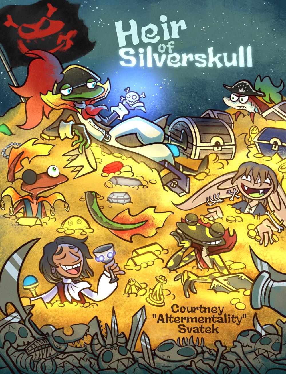 Heir of Silverskull