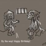 Happy Birthday from Chynna