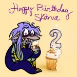 Skärva's Birthday