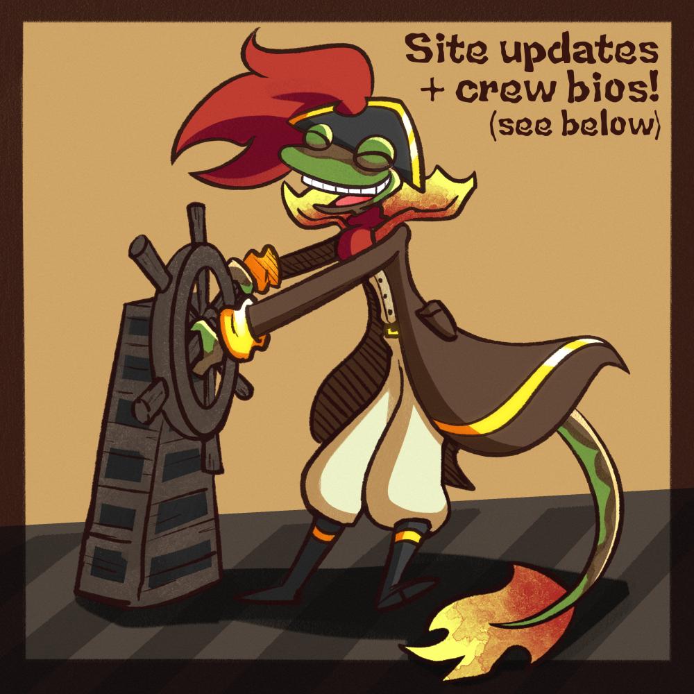 Site updates!